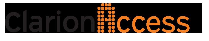 clarion access small logo